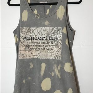 Nabee Small tank Wanderlust travel